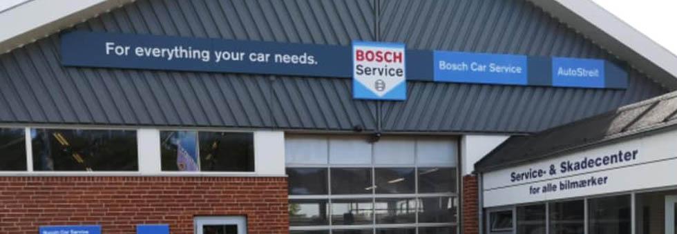 Vi ser frem til at servicere og reparere din bil