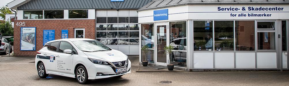 slideshow item Velkommen til Autostreit Bosch Car Service Herlev